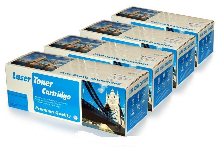 Kyocera TK130 Compatible Multi Pack ( 4 Sets )