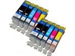 Canon MG5650 Compatible Multi Pack ( 2 Sets )