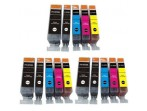 Canon MG6220 Compatible Multi Pack ( 3 Sets )